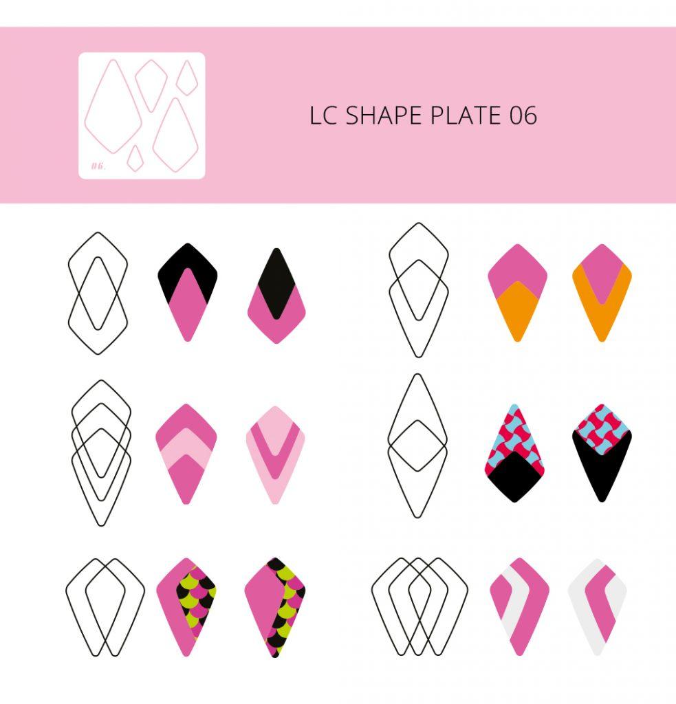 LC Shape Plates
