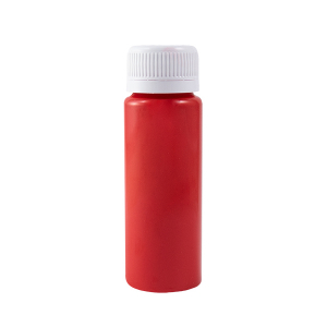 LC Glassymer - Color GEL - Red - 65 ml/2.2 fl.oz.