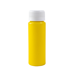 LC Glassymer - Color GEL - Yellow - 65 ml/2.2 fl.oz.