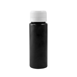 LC Glassymer - Color GEL - Black - 65 ml/2.2 fl.oz.