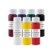 LC Glassymer - 7xColors GEL - 7x 65 ml / 7x2.2fl.oz.