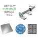 LUCY CLAY Christmas Bundle No.3