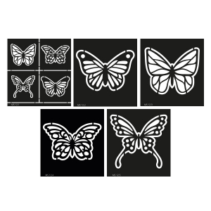 LCMicrostencils SET12