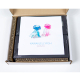 Creative Bundle 14 Glassymers and 45 Stencils
